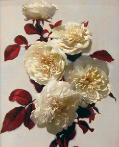 White Roses (Red Project No. 1)