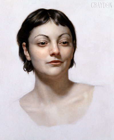Study of a New York Woman